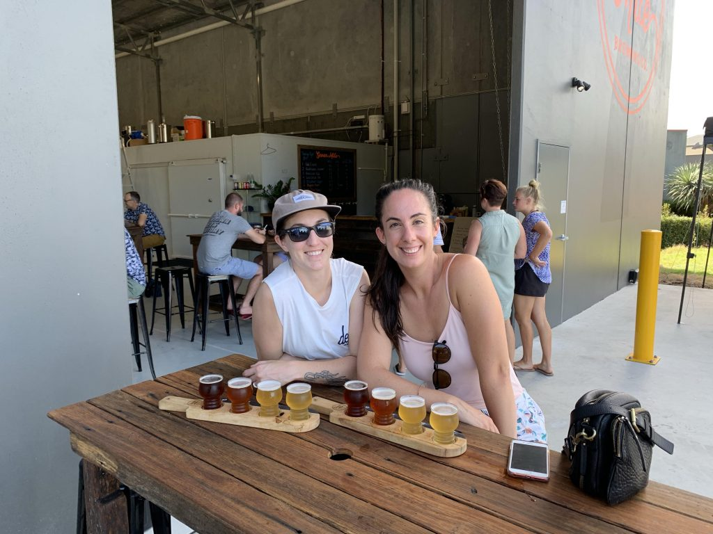 Seven Mile Brewery Tour